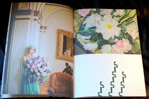Школа визажа в журнале London College of Fashion 5