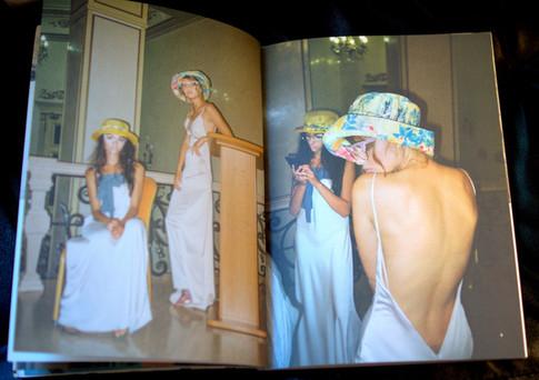 Школа визажа в журнале London College of Fashion 3