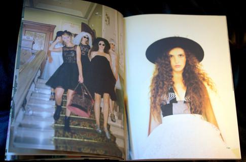Школа визажа в журнале London College of Fashion 2