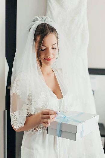 нежный макияж на свадьбу