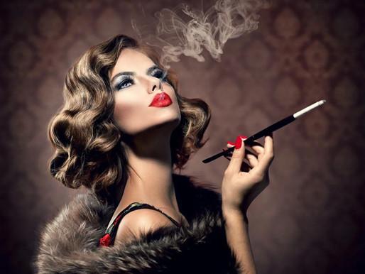 Уроки истории макияжа: красная помада.