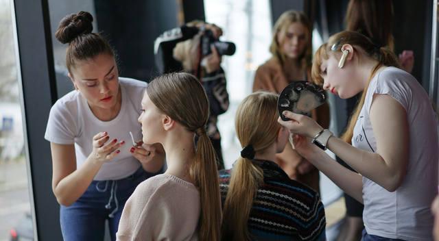 Odessa Fashion Day Makeup partner