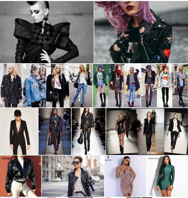 Экстравагантный стиль одежды