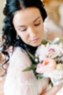 изысканный макияж для невесты