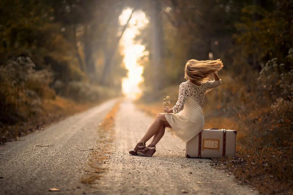 На пути по дороге к мечте главное - сделать первый шаг!