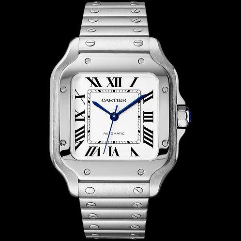 Cartier Santos Steel Medium