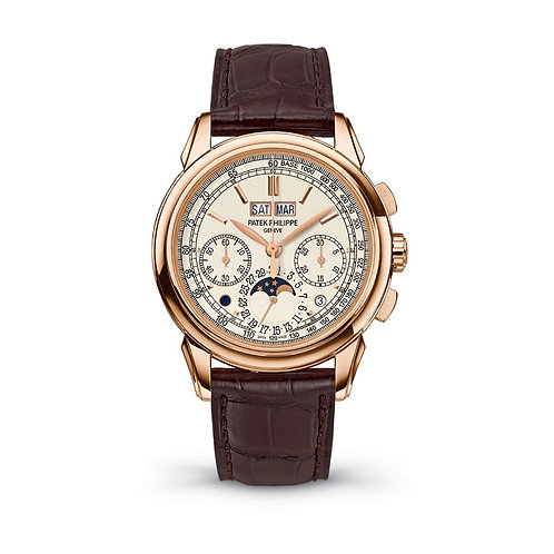 Patek Philippe Perpetual Calendar Chronograph 5270R