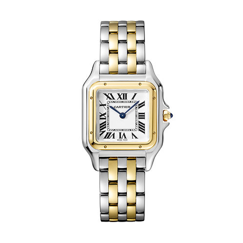 Cartier Panthère MM Yellow Gold/steel