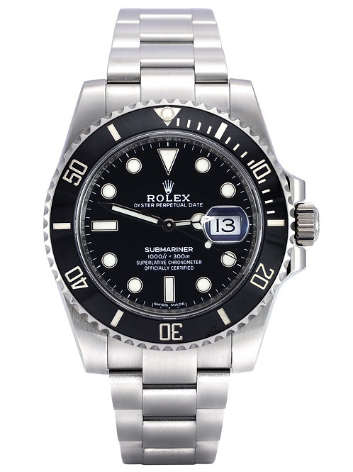 Rolex 116610LN Submariner Date 40mm