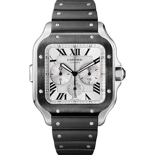 Cartier Santos Chronograph XL