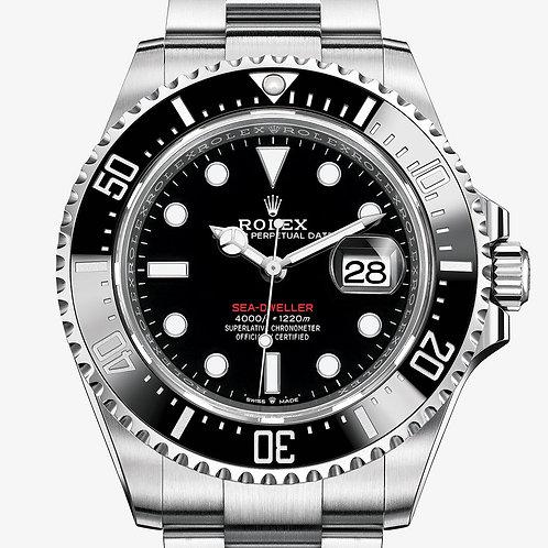 Rolex Sea Dweller 43mm Ref 126600