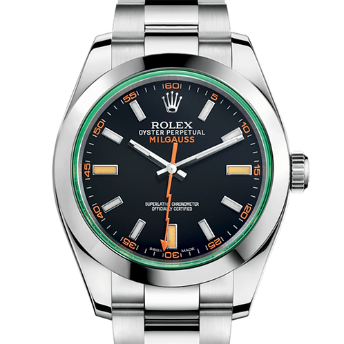 Rolex 116400GV Milgauss 40mm