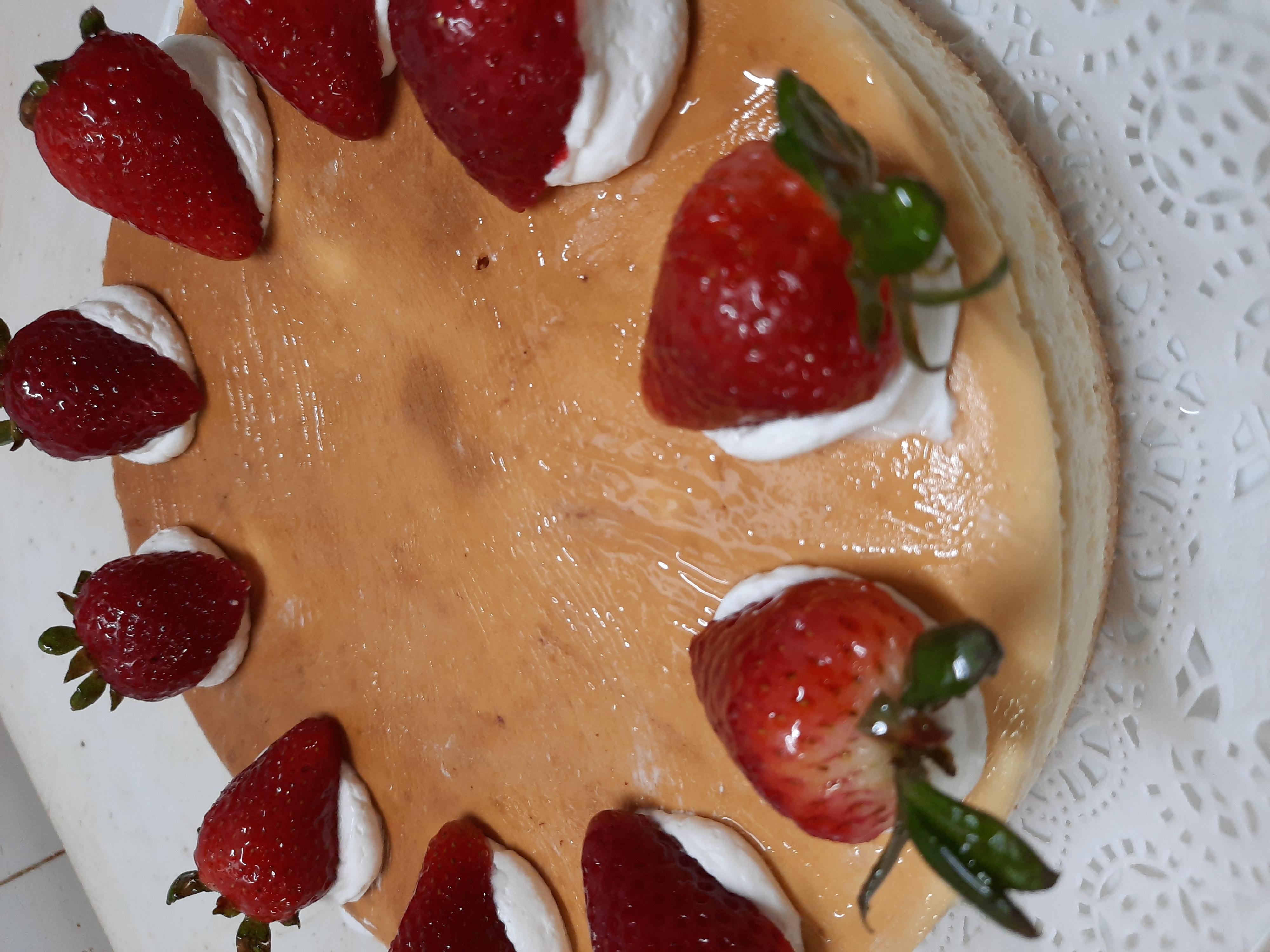 NY Cheesecake Fresa