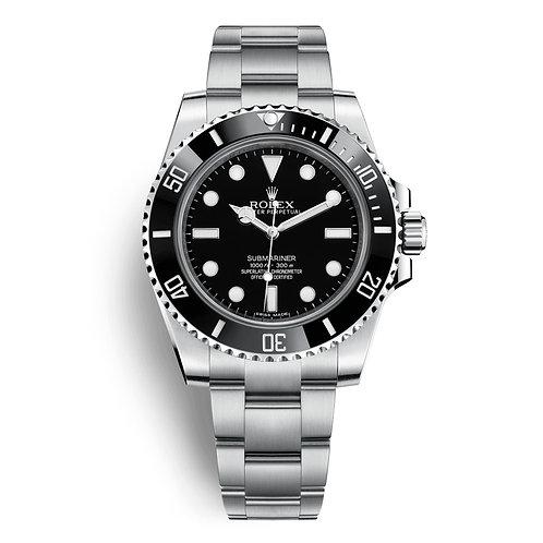 Rolex 124060 Submariner No Date 40mm