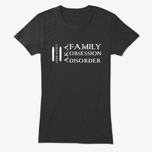 Family Obsession Disorder - Womens Triblend Tee.jpg