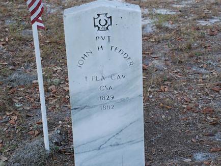 John Henry Tedder 1829-1882