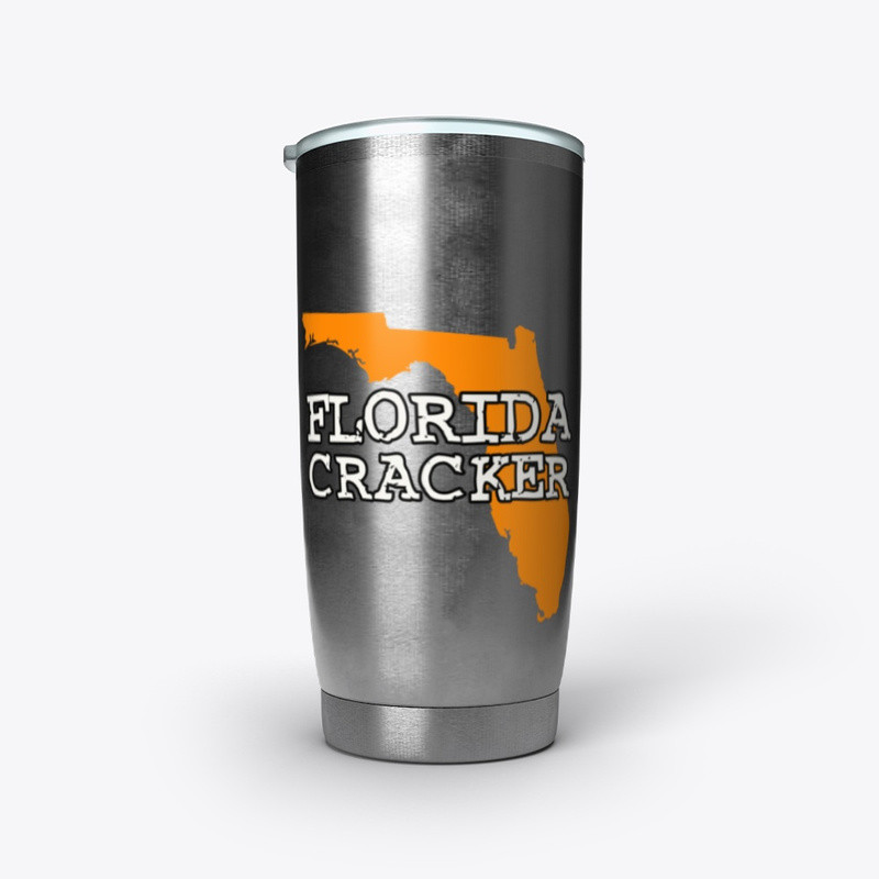 Florida Cracker Tumbler