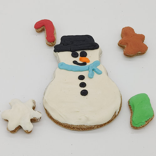 Large Holiday Cookie Gift Set