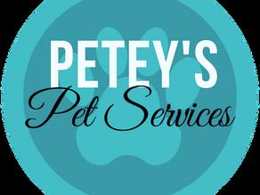 Meet Our Partners: Petey's Playhouse Pet Services