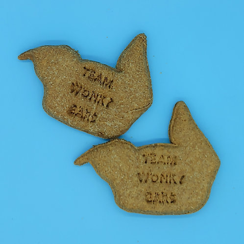 Team Wonky Ears PB Cookie