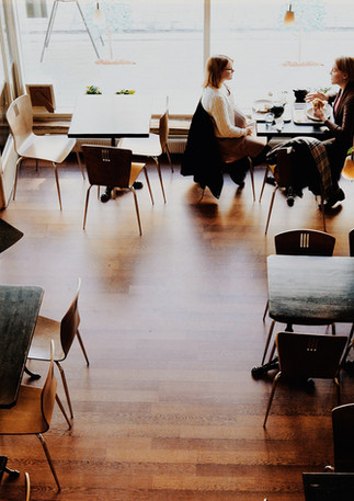 Restaurant: Cafe Interior