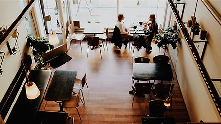 Cafe Interior, Best Business Valuation Consulting firm in edmonton and calgary and Vancouver and Toronto