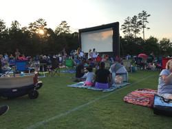 Movie Night At Newtown Park