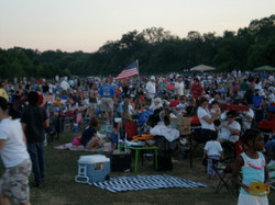 July 4th At The Park