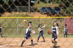Little League Softball Game