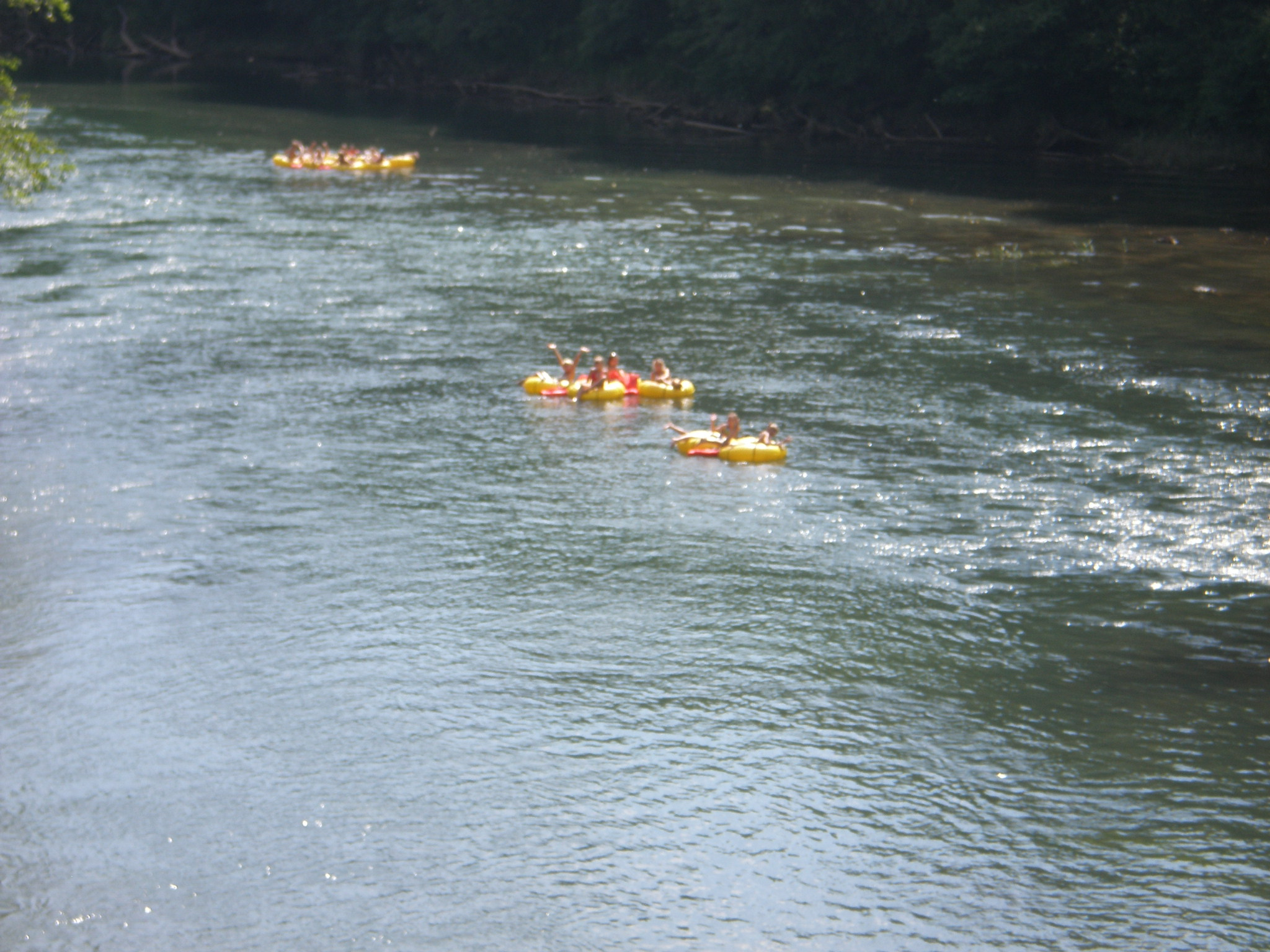 Kids On The Chattahoochee River