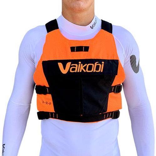 Vaikobi VXP Race PFD Life Jacket - Fluro Orange/Black
