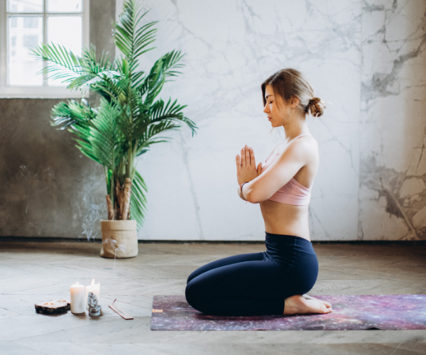 yoga is a great way to help reduce chronic low back pain