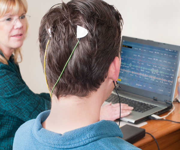 Biofeedback can help you learn how to relax your muscles.