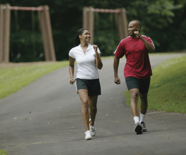 Staying active is one of the easiest ways to help resolve lower back pain faster.