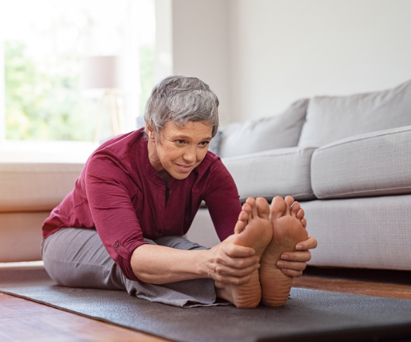 good circulation is key for distributing nutrients throughout the body, including to our spinal discs.