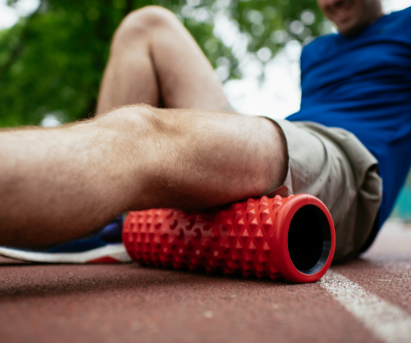 Foam rollers are popular for treating low back and muscle pain.