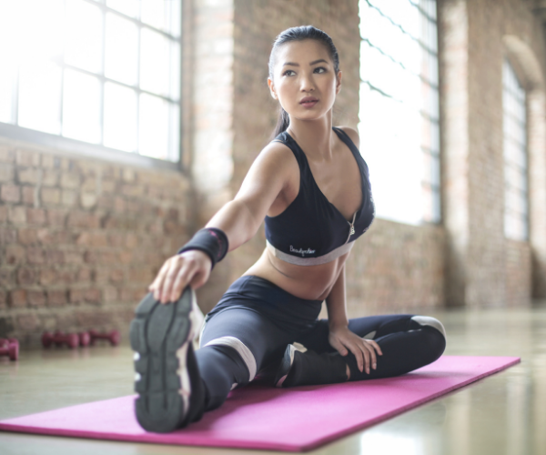LivaFortis looks at how stretching helps low back pain.