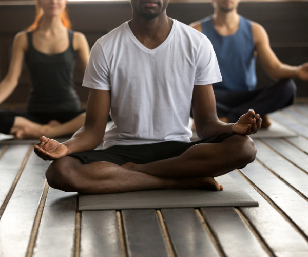 research has actually shown a 10 -15% increased incidence of low back pain in people who practice yoga