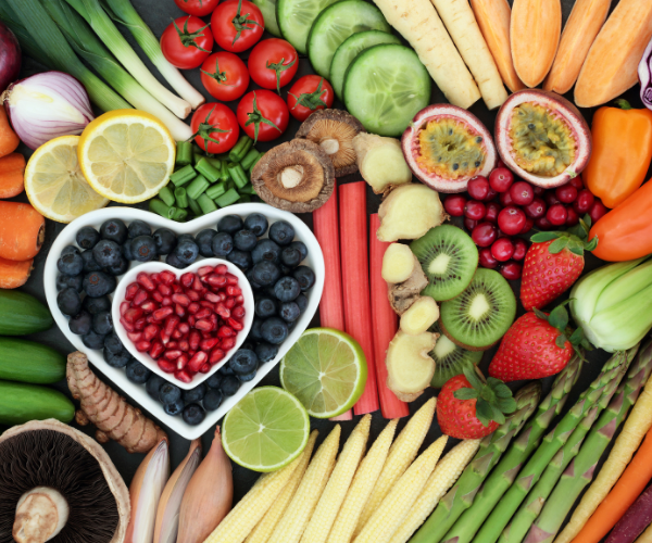 Anti inflammatory foods can help reduce low back pain.