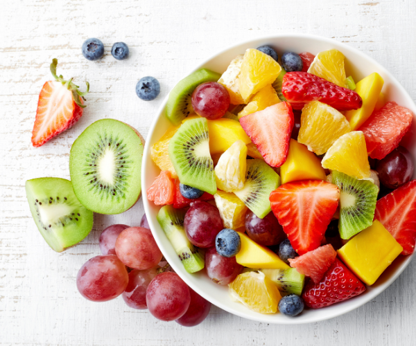LivaFortis looks at how fresh fruit can help sugar cravings and help reduce inflammation associated with low back pain.