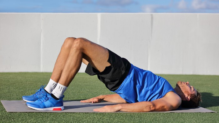 strong glutes can help support your lower back.