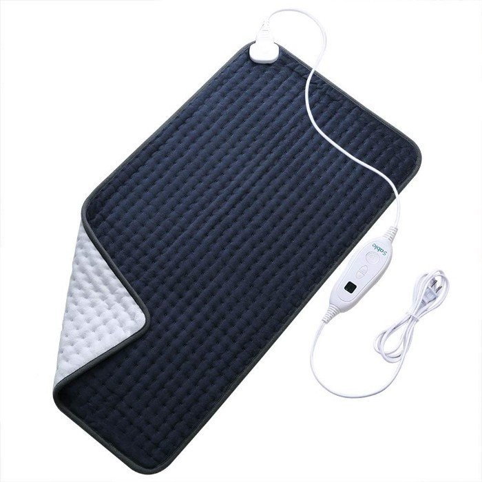 Large Heating Pad for Fast Pain Relief of low back pain.