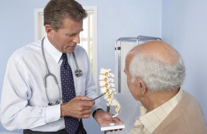 Arthritis in the spine can lead to spinal stenosis.