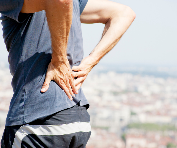 Low back pain and scoliosis