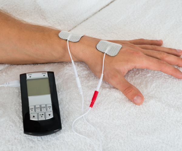 S-EMG is a new technology that can be used to treat low back pain.
