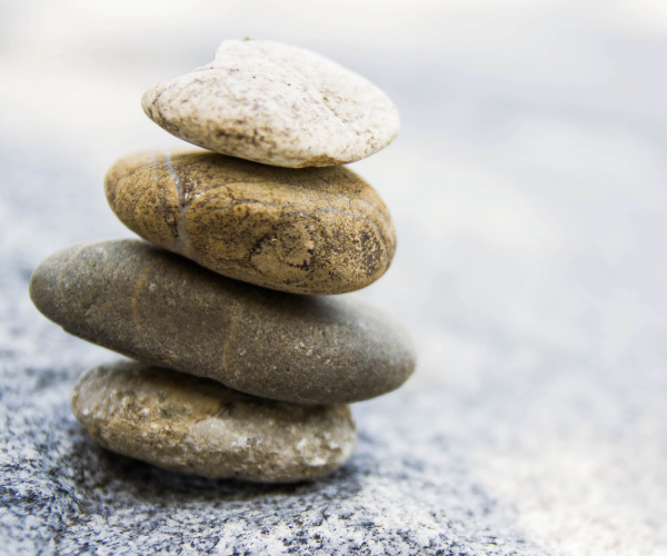 Meditation has been proven to help reduce chronic pain.