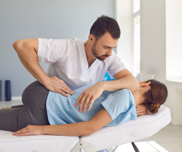 Chiropractors specialize in treating conditions that affect the structure of your body