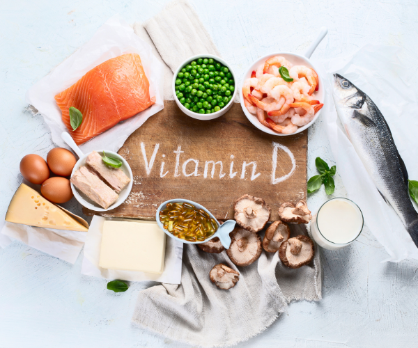 Vitamin D supplements can help with bone and muscle pain. It is a great home remedy.