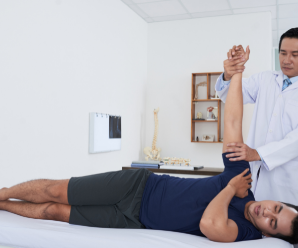 Physiatrists specialize in nonsurgical options for back pain