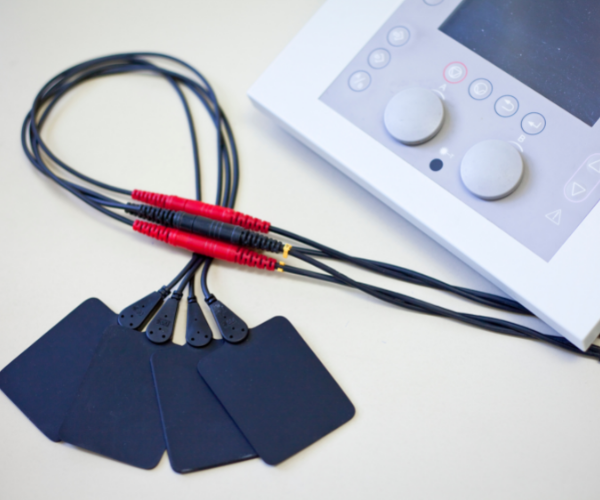 TENS (Transcutaneous electrical stimulation is sometimes used to treat low back pain.